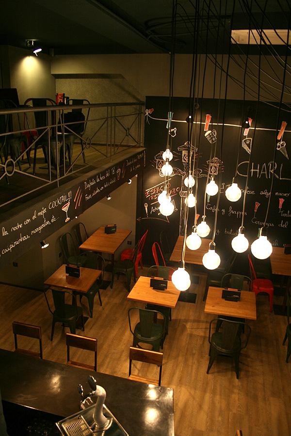 Proyecto De Decoraci N De La Cafeteria Charlotte En Barcelona