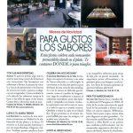 Reportaje revista ELLE sobre hostelería