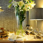 Foto del interior del restaurante vionoteca Bernardina