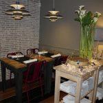 Foto de las mesas Otto en el restaurante Bernardina