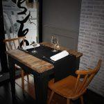 Fotos de mesas estilo vintage Francisco Segarra