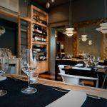 Imágen del interior del restaurante vionoteca Bernardina