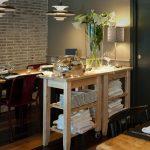 Foto de la nueva decoración de restaurante vionoteca Bernardina