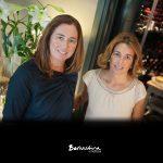 Amaya Arzallus y Coro Beristain dirigen la vinoteca Bernardina