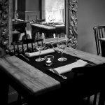 Mesa Otto FS en restaurante vinoteca Bernardina de San Sebastian