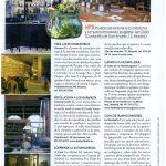 Imágen del reportaje de la revista ELLE sobre hostelería