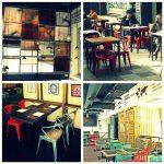 Fotos del mobiliario FS en la decoración de restaurantes