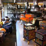 Decoración del showroom de la firma Thandecor en estambul