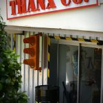 Fachada del showroom de la firma Thandecor de estambul