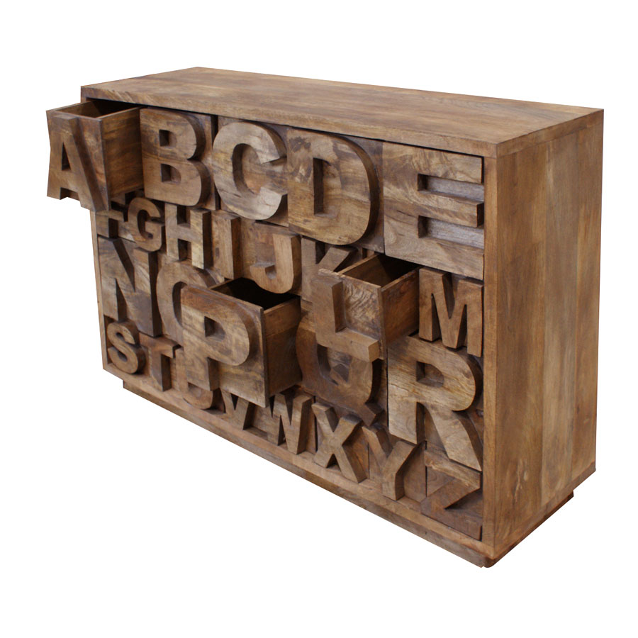 Foto del mueble Alphabet de la firma FS