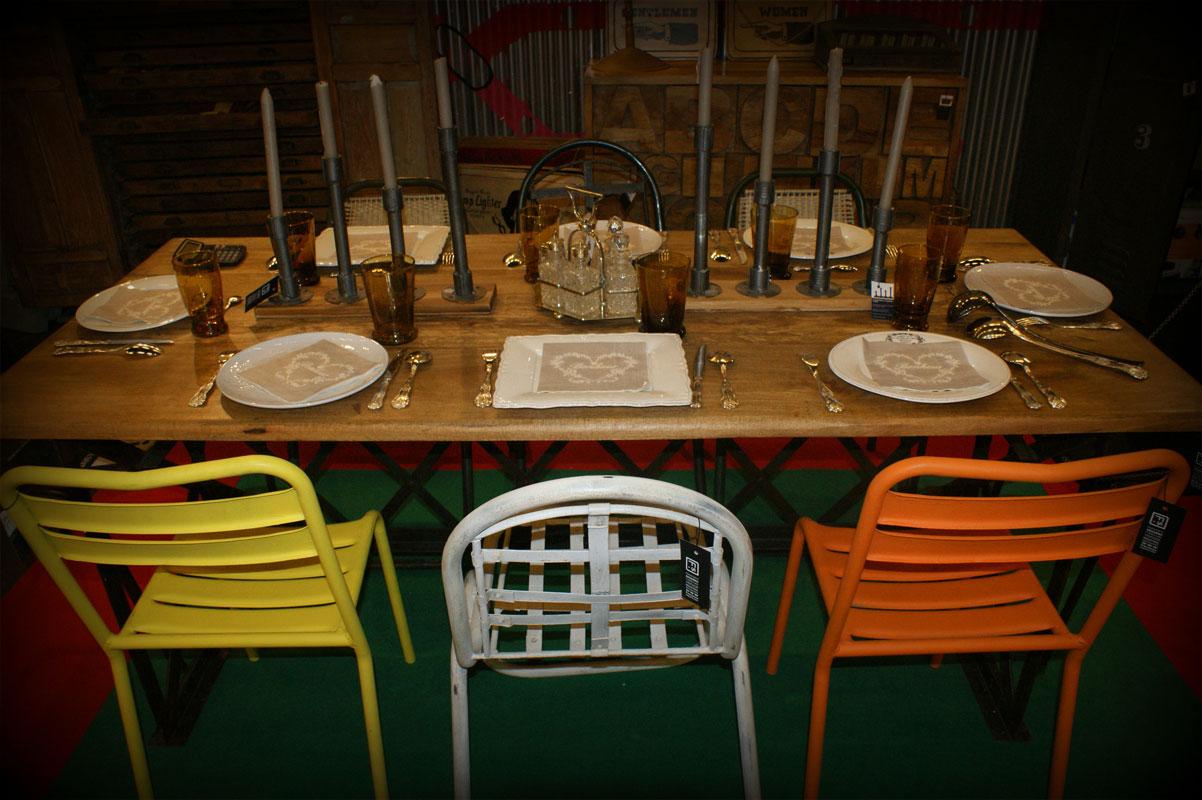 Fotos del Stand de la firma FS en Maison&Objet 2012 Paris