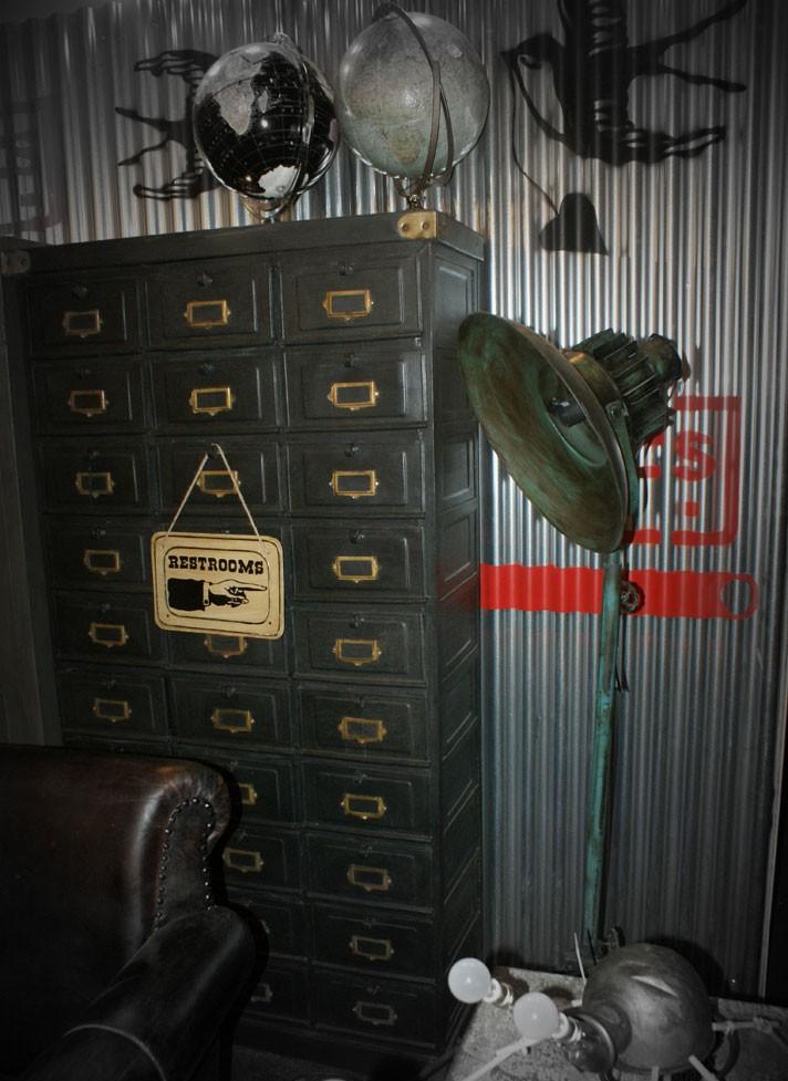 Stand de la firma de mobiliario contract FS en Maison&Objet 2012 Paris