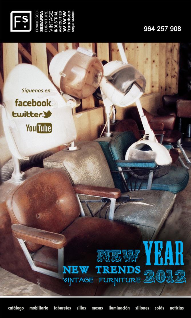 Muebles a precios accesibles en el catálogo de muebles Francisco Segarra