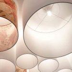Fotos de la decoración interior del restaurante Alumbre