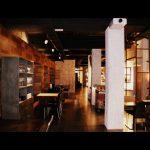 Arquitectura interior del restaurante FairplayBcn