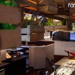 Decoración interior para restaurantes de la mano de Francisco Segarra