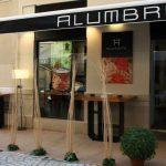 Fachada del restaurante Alumbre de Málaga