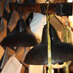 Fotos de las lámparas de estilo industrial de la firma Francisco Segarra
