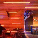 Muebles contract Francisco Segarra para decoración de restaurantes modernos