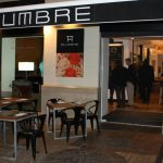 Foto de las sillas para hostelería de la firma FS muebles en restaurante Alumbre