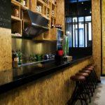 Fotos del restaurante Vi Cool de Sergi Arola con los taburetes Kosper