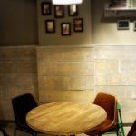 Muebles vintage para interiorismo y decoración de cafeterías.