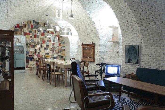 Interiorismo restaurante Junck Club