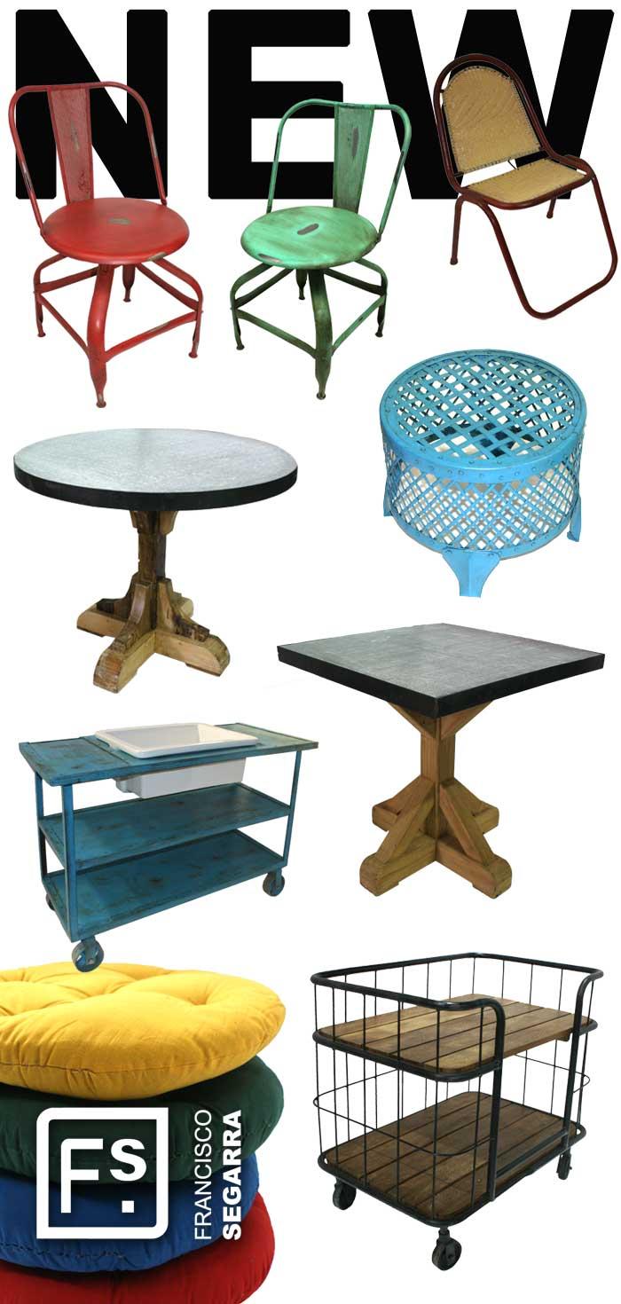 Novedades catálogo de muebles FS