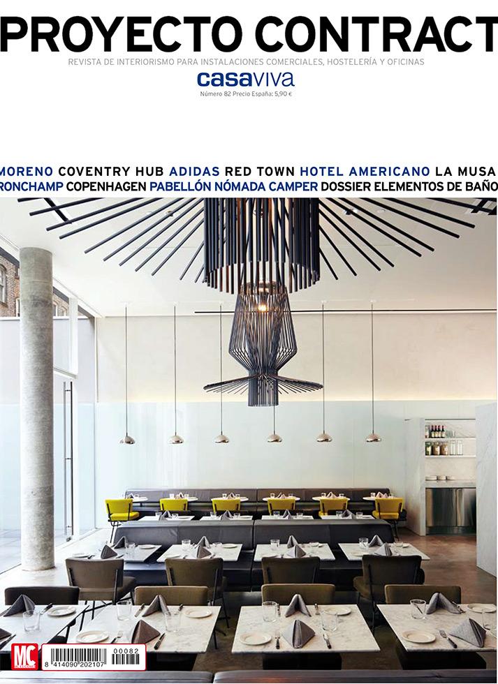foto de la portada Proyecto Contract Casa Viva nº 82