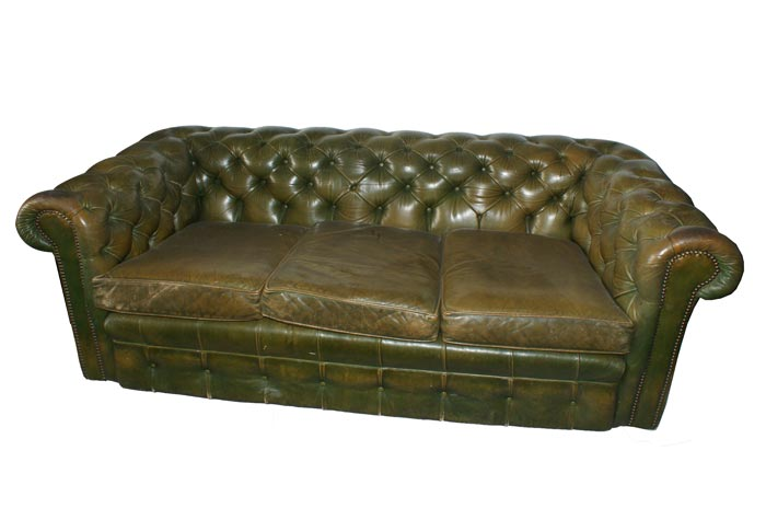 Imágenes de sofás chesterfield originales
