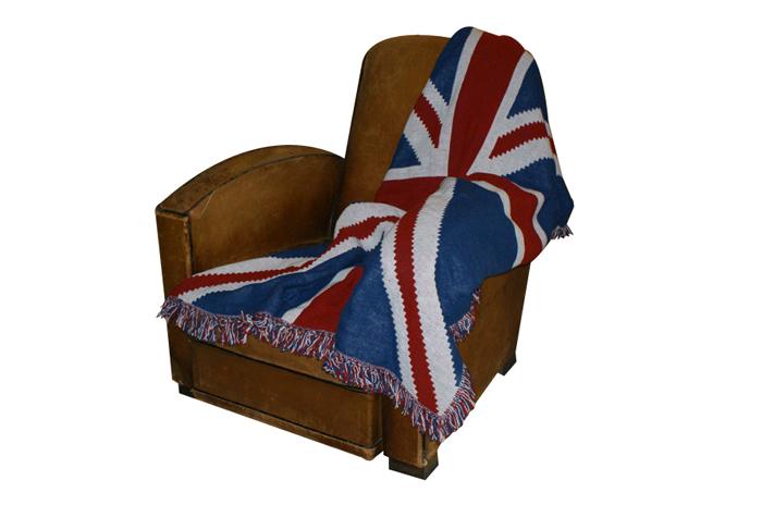 Imégenes del estilo british en decoración