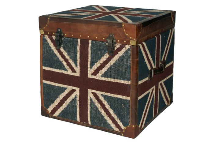 imágenes Baúl de estilo british para decoración