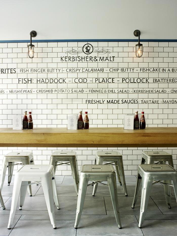 Imágenes de los proyectos Restaurant & Bar Design Awards