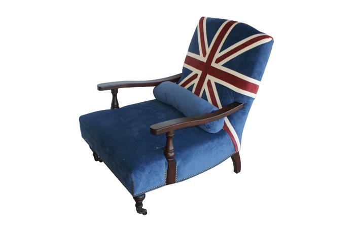 Imégenes del Sillón de estilo British