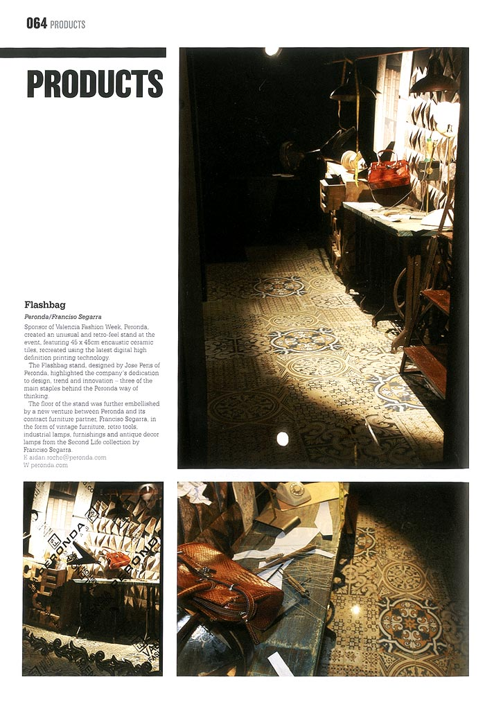Fotos de las Imágenes interiores de Surfacing revista decoracion