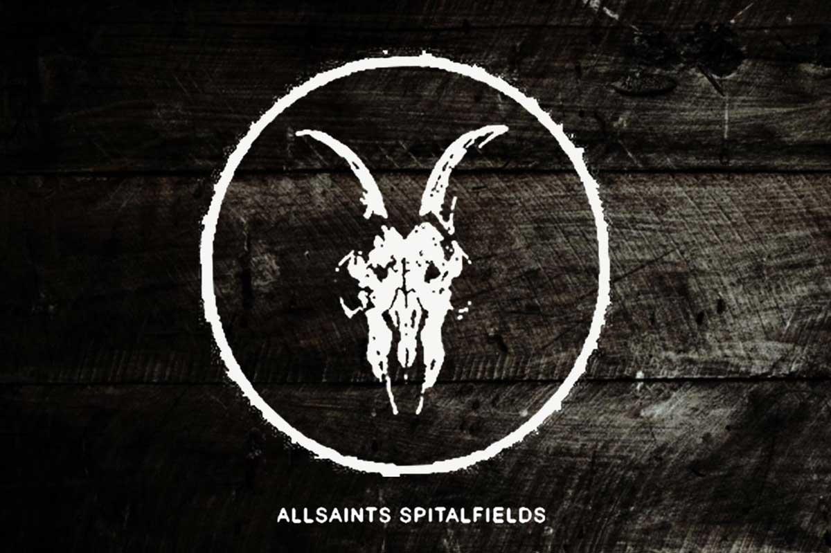 Logotipo Allsaint