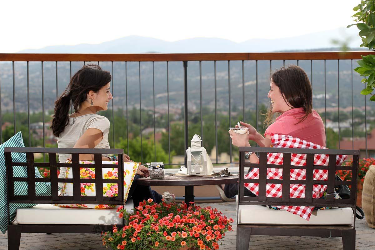 Imágenes de la terraza de verano Chic Summer Notes