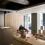 Fotos del interior moderno en La Carta de Vinos