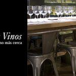Fotos del interiorismo en La Carta de Vinos
