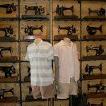 Imágenes de la tienda de moda AllSaints Spitalfields