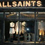 Imágenes del escaparate AllSaints Spitalfields