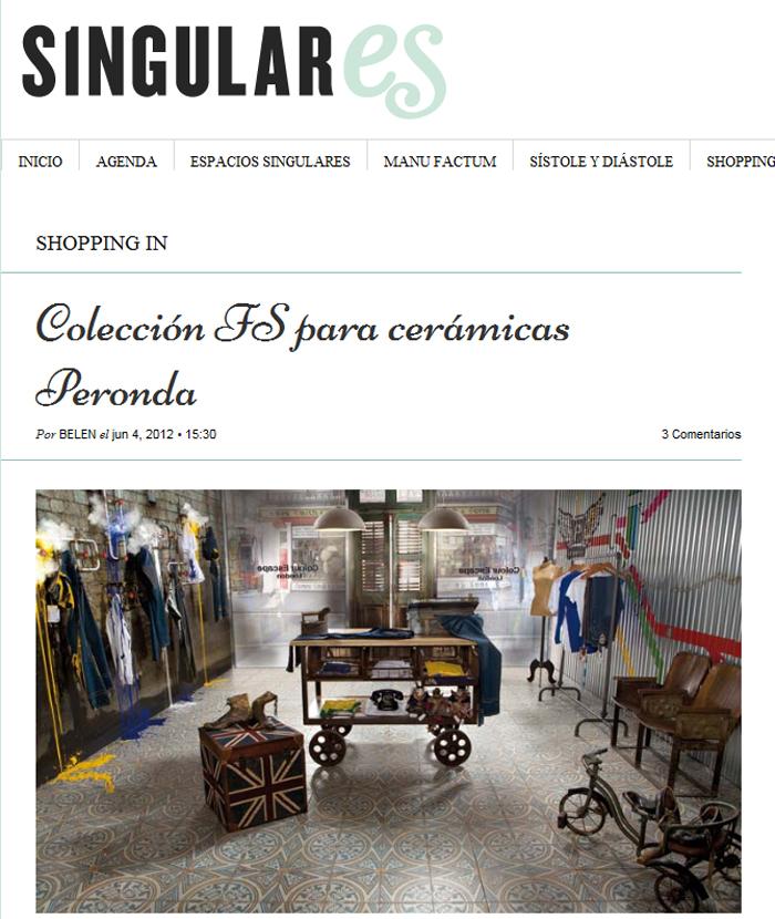 Imágenes del blog Singulares Magazine