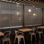 Fotos del diseño interior en el Restaurante Nicky's en Gandia