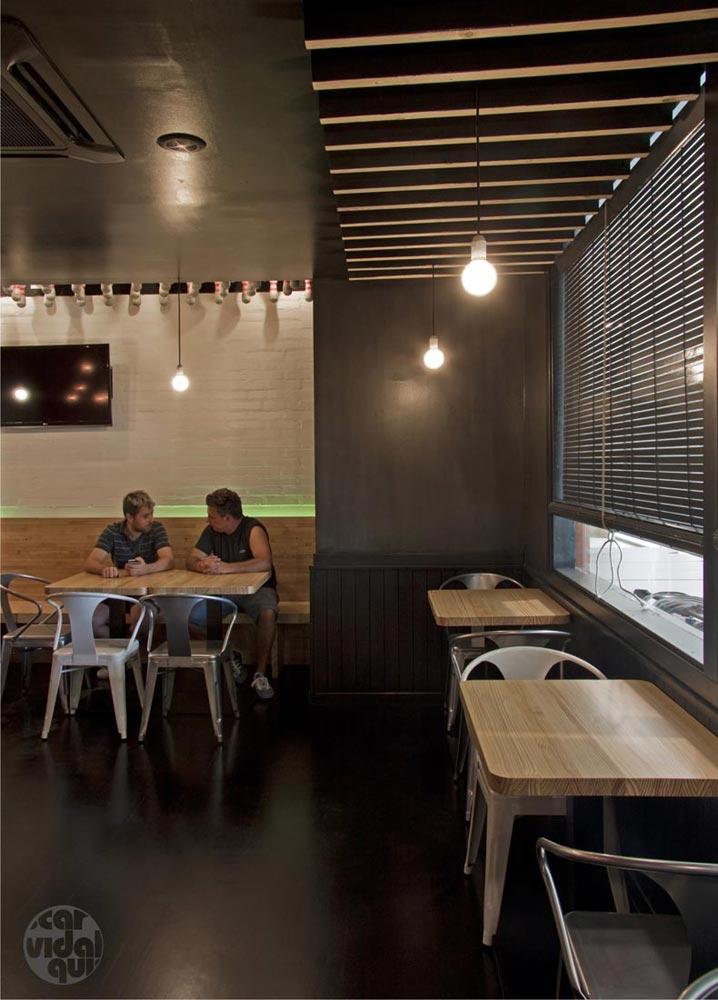Mobiliario vintage para dise o de locales y restaurantes for Mobiliario restaurante