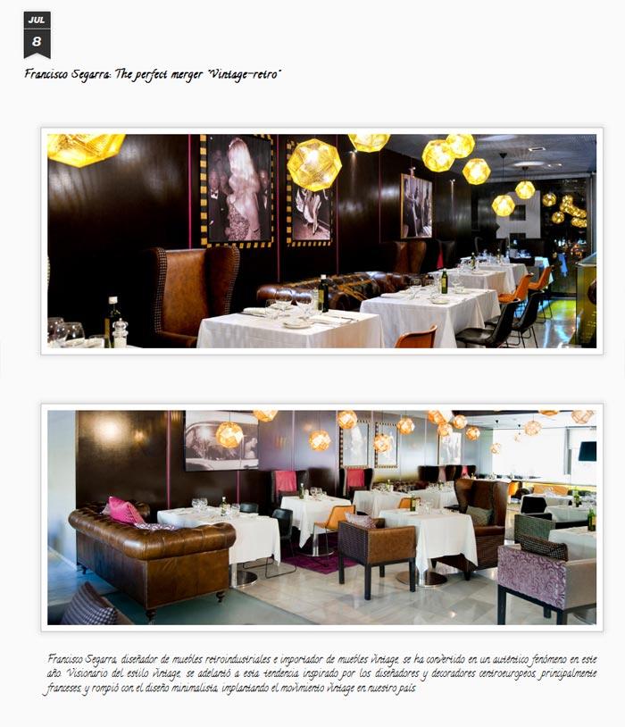 Fotos del post sobre Francisco Segarra en vintagebohemian.com