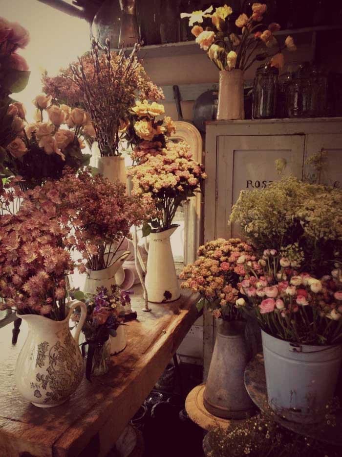 Imágenes de complementos decorativos para floristerias