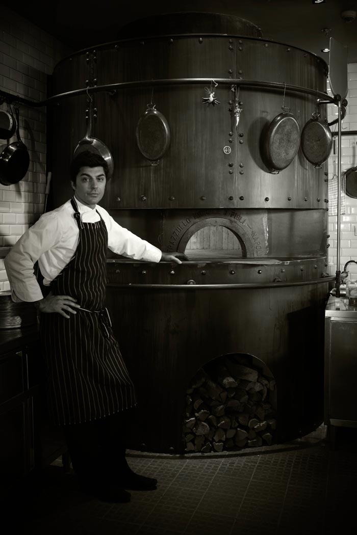 Imágenes del proyecto de interiorismo para pizzerías, Matto.