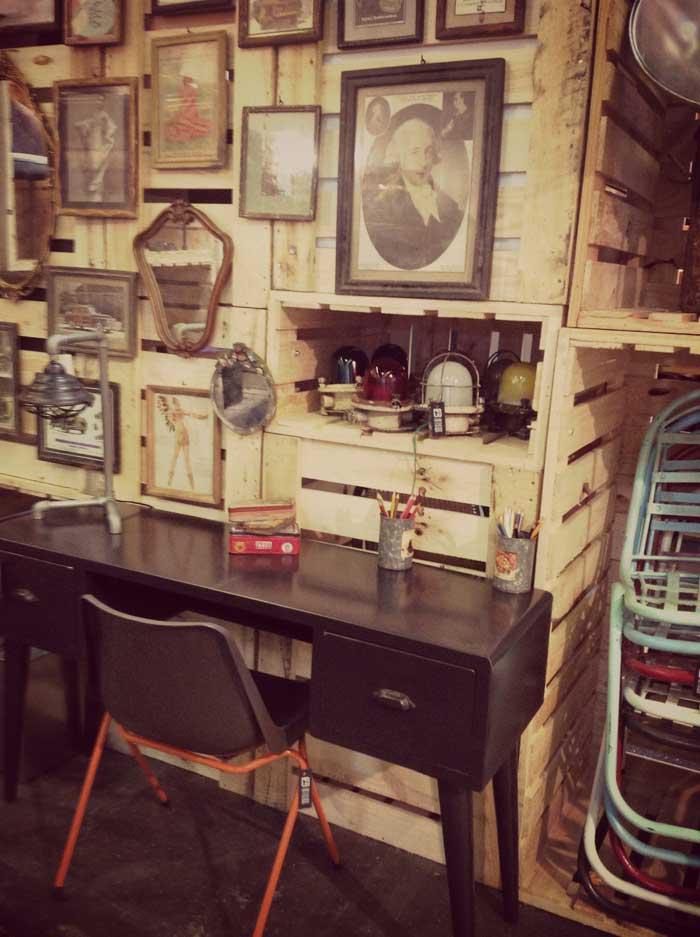 Fotos del mobiliario FS en Maison & Objet