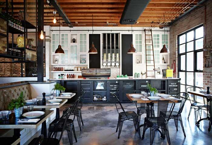 Francisco Segarra, muebles, mesas y sillas para restaurante