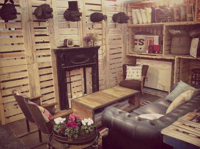 Francisco segarra muebles vintage en maison objet for Vintage muebles y objetos